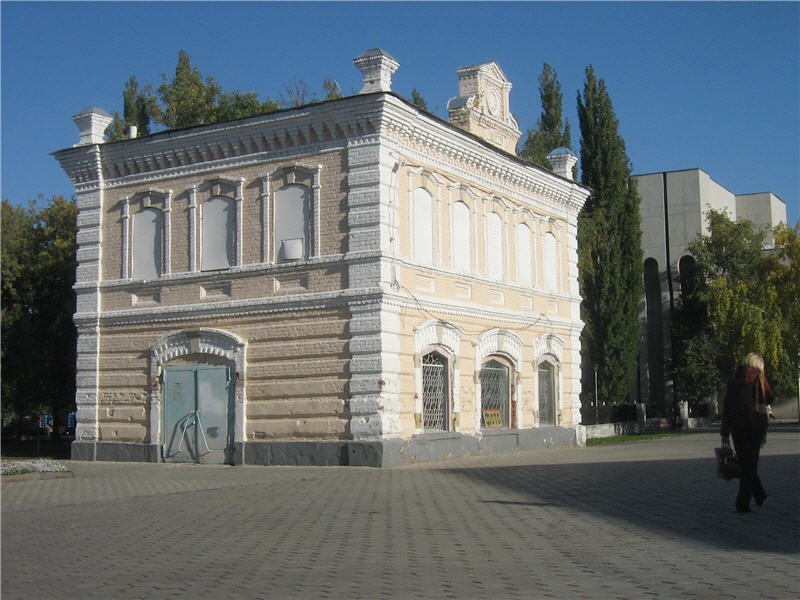 Улица Комсомольская, 45