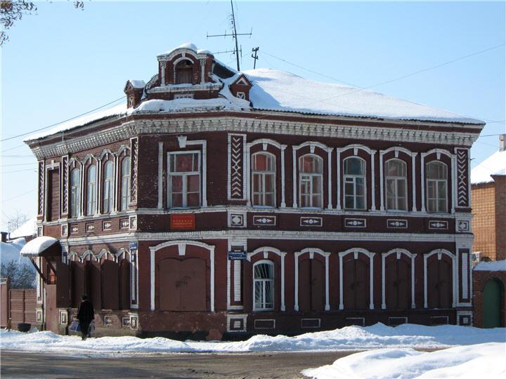 Дом Патрикеева