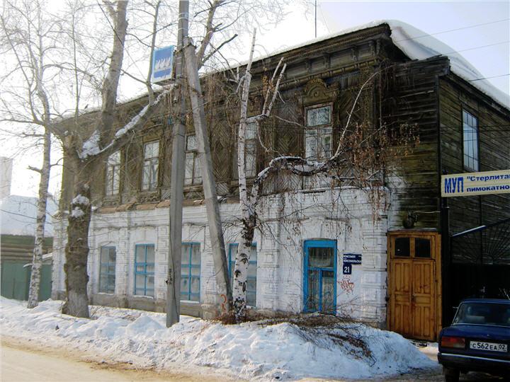 Пекарня Жилкина
