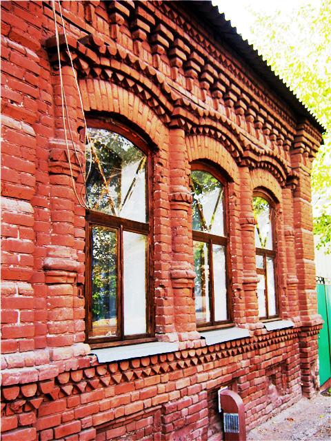 Дом по улице Халтурина