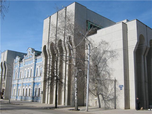 Русский драм театр