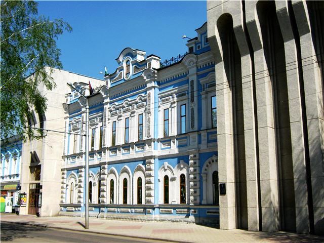 Дом Баязитова