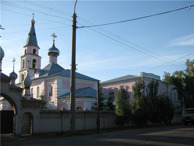 Богадельня им. Федоровых с домовой церковью