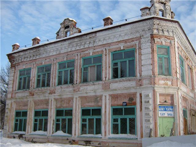 Дом торговый Баязитова