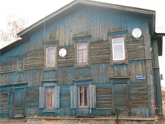 Вид с улицы Пантелькина