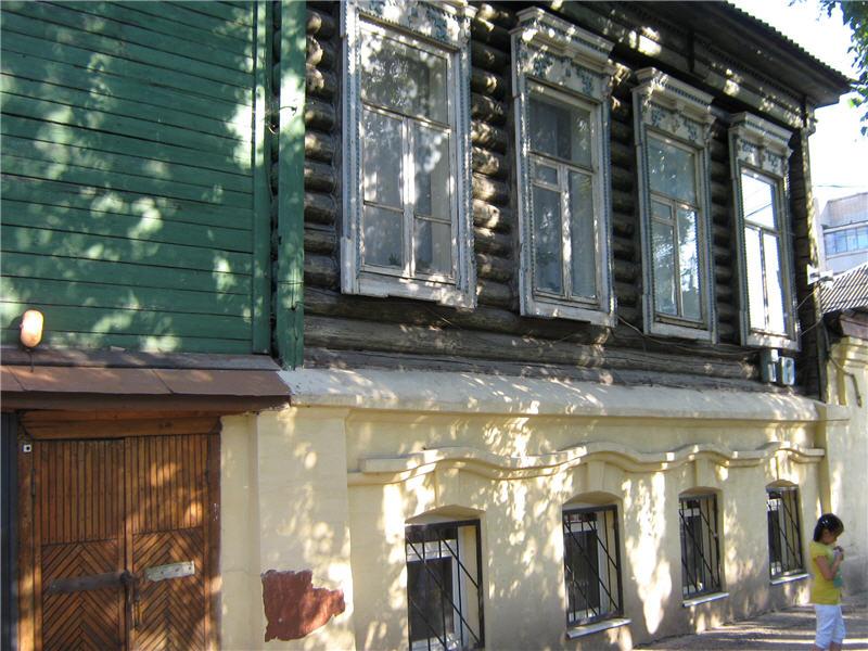 Доходные дома Егорова и Самойлова: 2-е здание