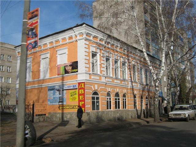 Дом Евдокии Никитиной