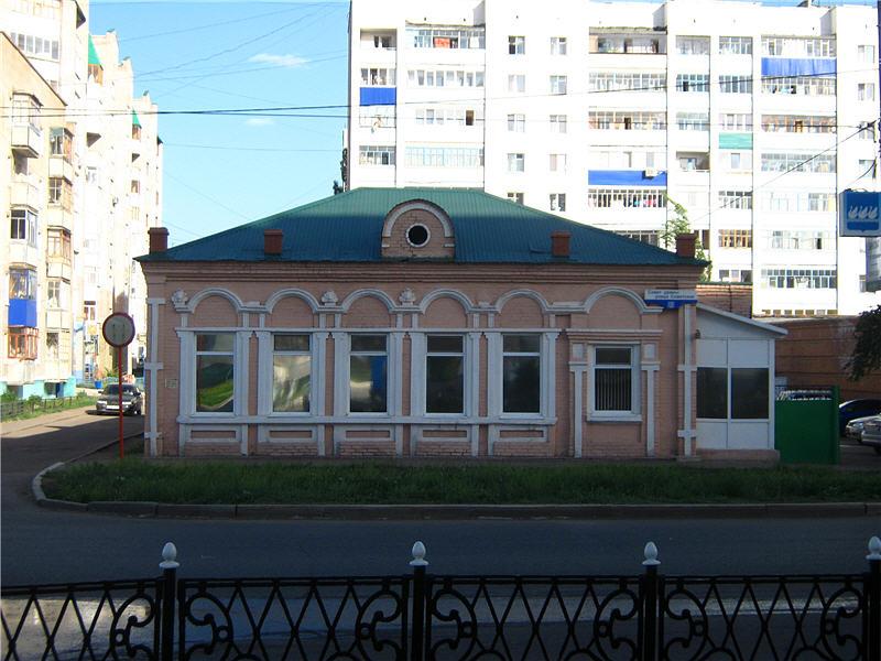 Дома Баязитова