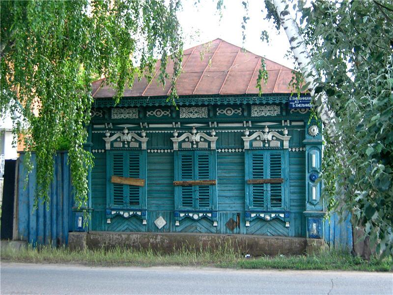 Дом мещанина Абдуллы Салихова