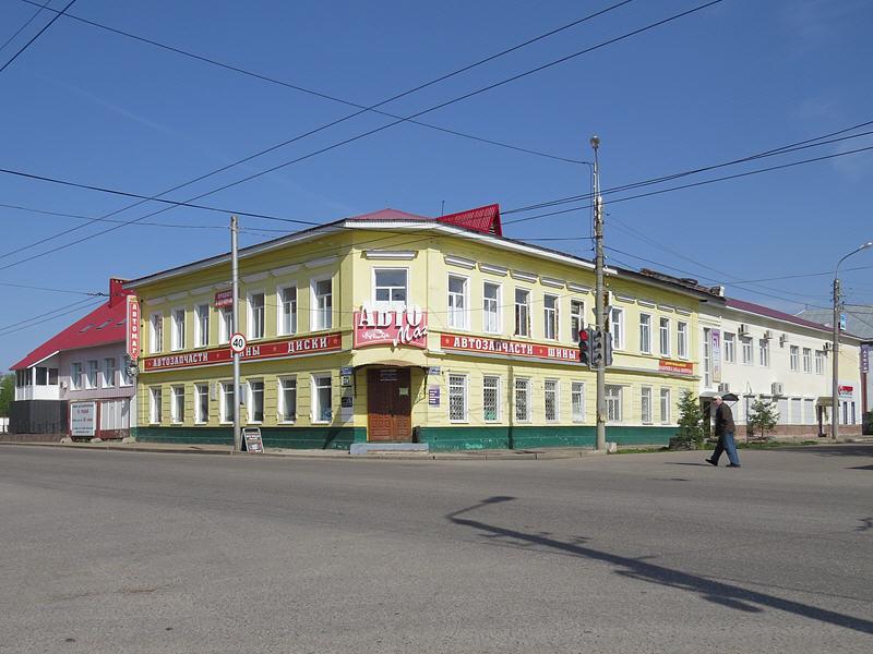 Колониальный магазин Сухоруковой