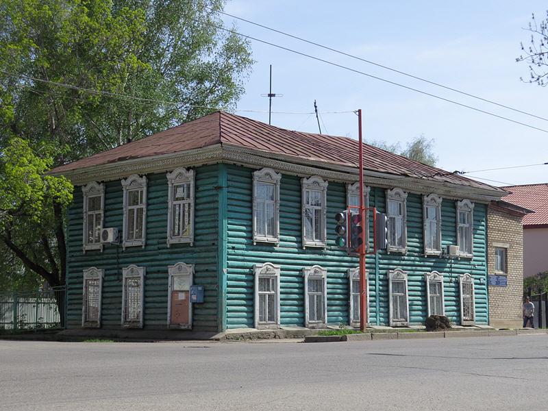 Дом Мещанина Пояркина
