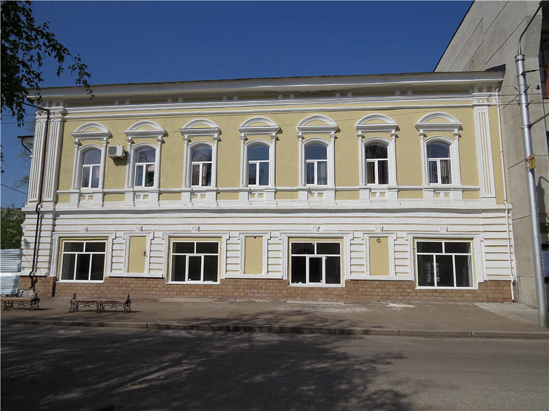 Дом купца Симонова