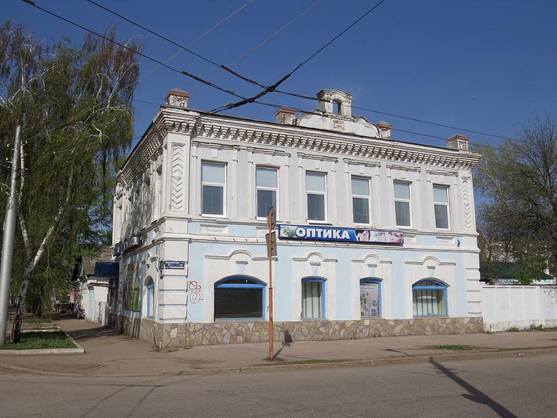 Дом фельдшера Никанорова