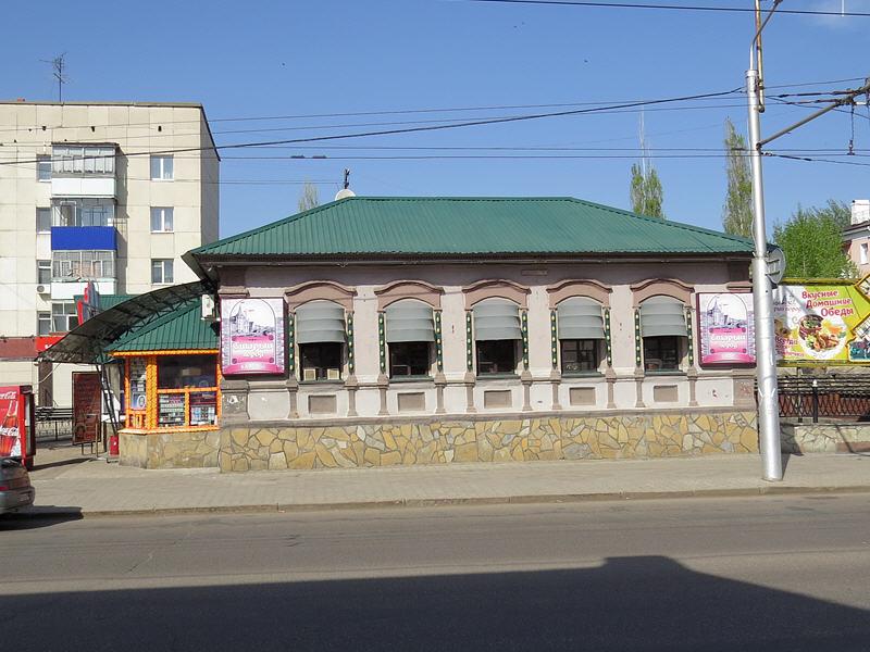 Дом Урманцева