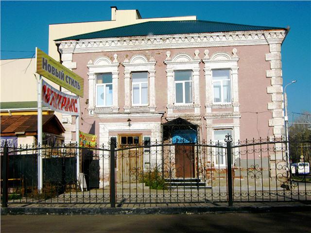 Торговые ряды Кузнецова А.В.